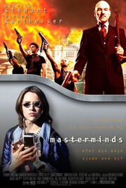 DHS- Masterminds 1997 alternate updated movie poster