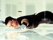 Ethan Hunt Dangling Cruise
