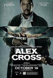DHS- Alex Cross (2012) version 4 movie poster