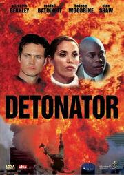DHS- Detonator (2003) alternative DVD cover