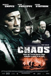 DHS- Chaos (2005) banner poster