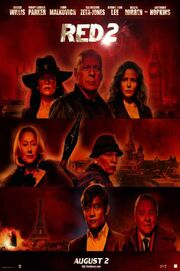 DHS- RED 2 movie poster