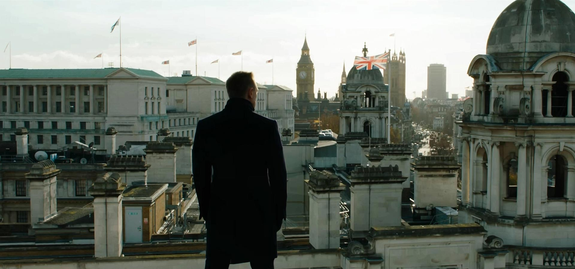 Image - DHS- MI6 and London (Skyfall with 007 in view).jpg ... - photo#38