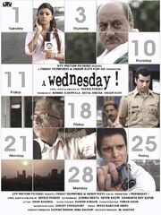 DHS- A Wednesday! movie poster