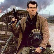 007 (Pierce Brosnan) in Die Another Day