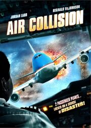 DHS- Air Collision dvd cover case