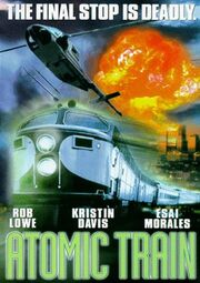 DHS- Atomic Train 1999 DVD cover