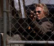 DHS- blond haired FBI agent with shotgun killed in gunfight