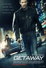 DHS- Getaway (2013) movie poster
