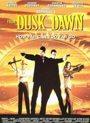 DHS- from dusk till dawn ver2 movie poster