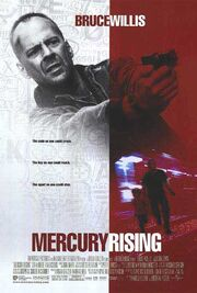 DHS- Mercury Rising movie poster