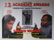 DHS- Loaded Weapon 1 movie poster