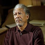 DHS- Moses Ashford (Morgan Freeman) in Edison Force