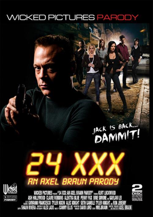 24 XXX: An Axel Braun Parody | Die Hard scenario Wiki | Fandom