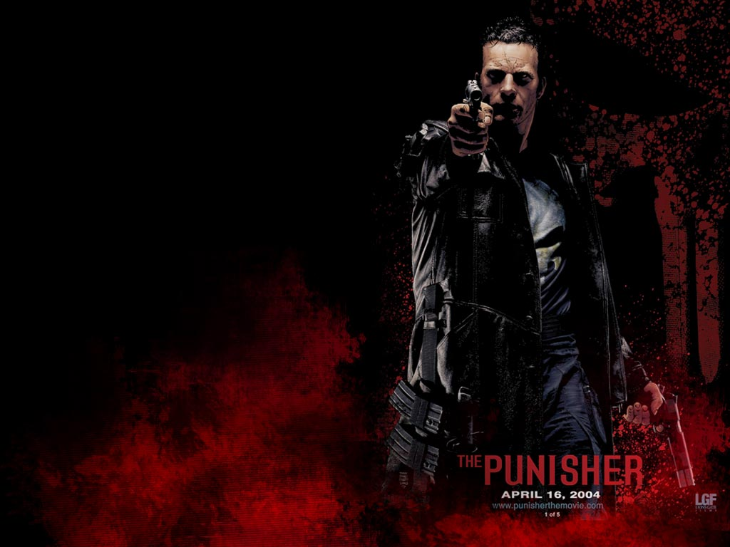 Thomas Jane Punisher Skull