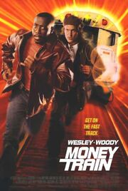 DHS- Money Train (1995) movie poster