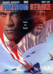 DHS- Freedom Strike DVD cover