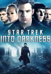 DHS- Star Trek Into Darkness cover