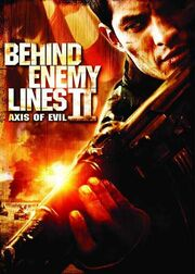 DHS- Behind Enemy Lines II Axis of Evil movie poster