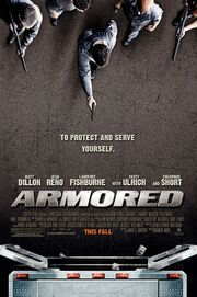 DHS- Armored 2009 alternate movie poster