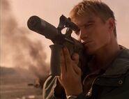 DHS- Dolph Lundgren in Silent Trigger