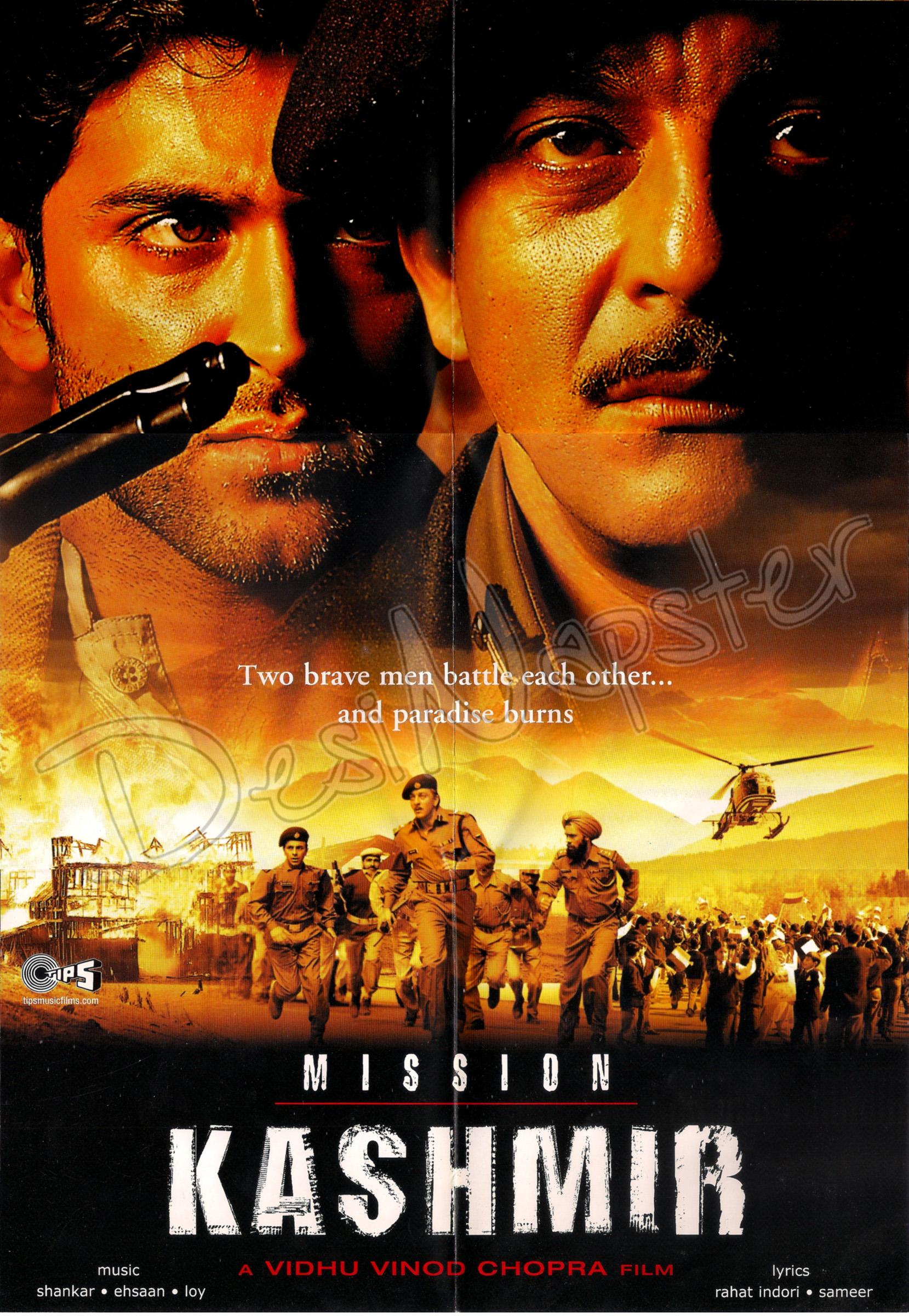 Image result for mission kashmir