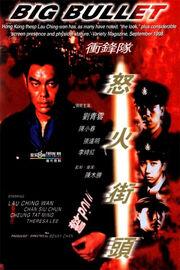 DHS- Big Bullet 1996 international movie poster alternate artwork cover