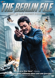 DHS- The Berlin File DVD cover