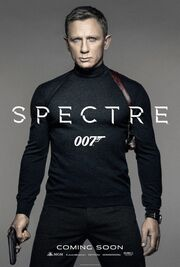 DHS- Spectre movie poster