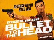 DHS - Bullet to the Head alternate movie spread poster
