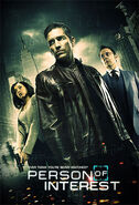DHS- Person of Interest Season 2 promo poster