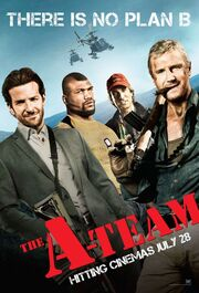 DHS- The A-Team movie poster version 12 sheet artwork