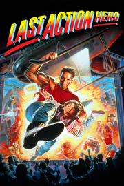 DHS- Last Action Hero 1993 main movie poster