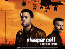 DHS- Sleeper Cell title poster