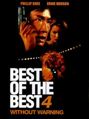 DHS- Best of the Best 4 (1998) movie poster