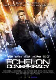DHS- Echelon Conspiracy alternate movie poster