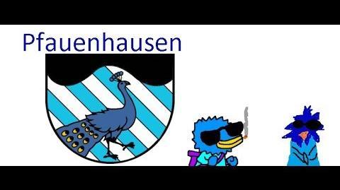 Die Pfauenhausen! Vereinigte Rpnation