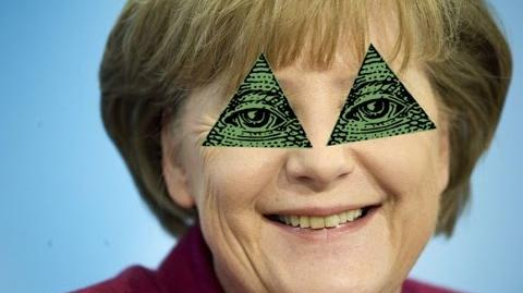 Merkel is Illuminati (DeutscheVersion)