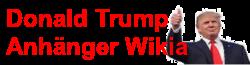 Donald Trump Anhänger Wikia Logo