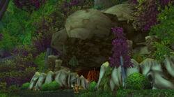 Höhle der Distelfelle Cata