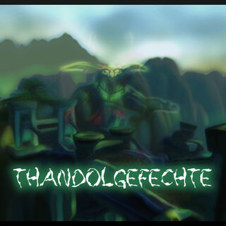 Poster Thandolgefechte