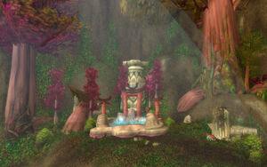 Mondbrunnen der Reinheit