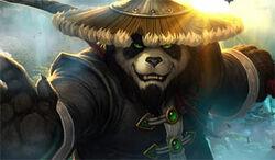 Pandarenmönch