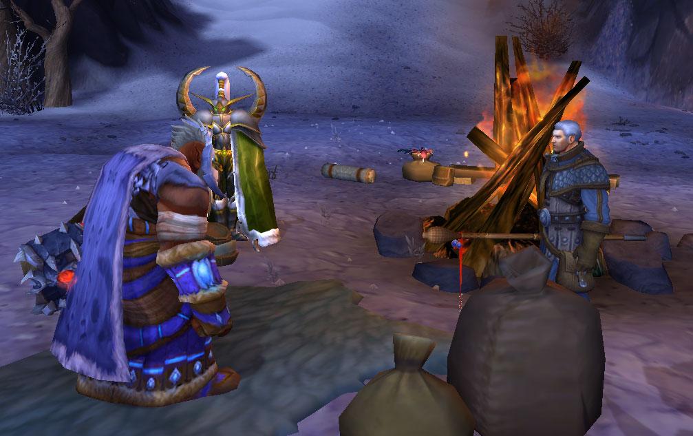 World Of Warcraft Warlords Of Draenorkhadgar Horde Die Aldor