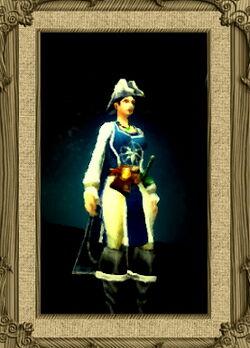 Kaptain Portrait