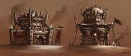 Konzept Orcgebäude WotLK