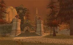 Ruinen der scharlachroten Enklave