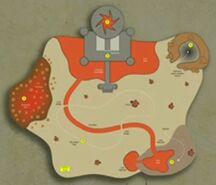 Feuerlande Karte BlizzCon2010