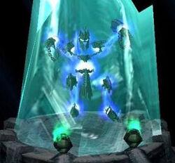Frostthron