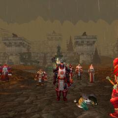 Die Legion in Darrowehr